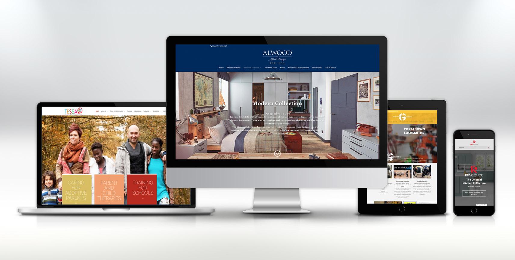 Website Design Banbridge